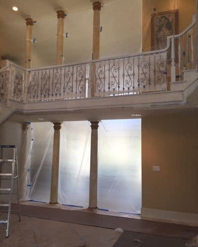 staircase remodel atlanta ga 02